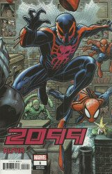 Marvel Comics's 2099 Alpha Issue # 1d