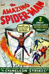 Marvel Comics's The Amazing Spider-Man Issue # 1