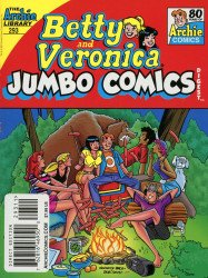 Archie Comics Group's Betty and Veronica: Double Digest Magazine (Jumbo) Issue # 293