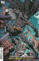 DC Comics's Detective Comics Issue # 1011b
