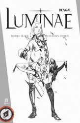 Magnetic Press's Luminae Issue # 1