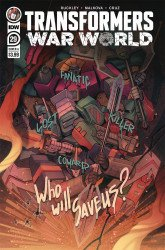 IDW Publishing's Transformers Issue # 29