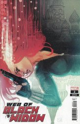 Marvel Comics's Web of Black Widow Issue # 2c