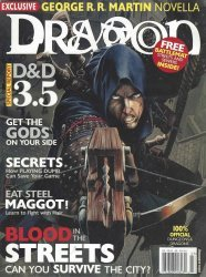 Wizards of the Coast's Dragon Magazine Issue # 305