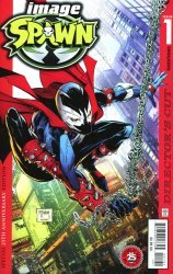 Image Comics's Spawn Issue # 1i