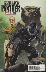 Marvel Comics's Rise of the Black Panther Issue # 1g