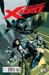 Marvel Comics's Uncanny X-Force Issue # 1