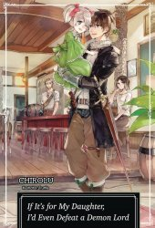 Seven Seas Entertainment's If It's For My Daughter, I'd Even Defeat A Demon Lord Soft Cover # 1