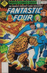 Marvel Comics's Fantastic Four Issue # 203whitman