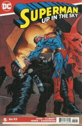 DC Comics's Superman: Up in the Sky Issue # 5