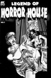 AC Comics's Legend of Horror House Issue # 1