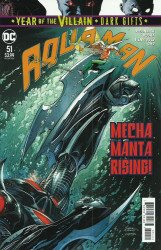 DC Comics's Aquaman Issue # 51