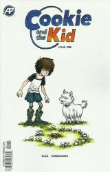 Antarctic Press's Cookie and the Kid Issue # 1