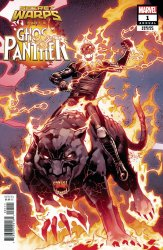 Marvel Comics's Secret Warps: Ghost Panther Annual # 1c