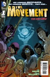 DC Comics's The Movement Issue # 1