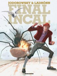 Humanoids Publishing's Final Incal Hard Cover # 1c