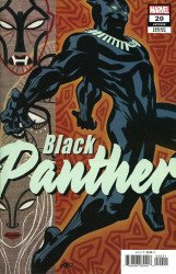 Marvel Comics's Black Panther Issue # 20b