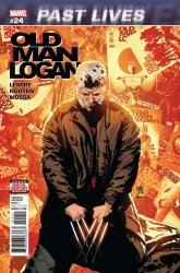 Marvel Comics's Old Man Logan Issue # 24