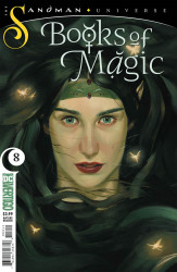 Vertigo's Books Of Magic Issue # 8