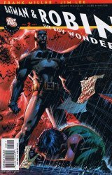 DC Comics's All-Star Batman and Robin the Boy Wonder Issue # 2