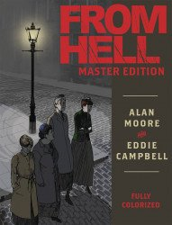 Top Shelf Productions's From Hell: Master Edition Hard Cover # 1