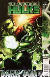 Marvel Comics's The Incredible Hulks Issue # 613b
