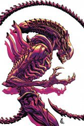 Dark Horse Comics's Aliens: Dust to Dust Issue # 2b