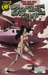 Action Lab Entertainment's Zombie Tramp Issue # 4