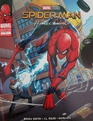 Marvel Comics's Spider-Man: Homecoming Issue # 1
