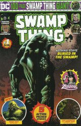DC Comics's Swamp Thing Giant Giant Size # 1mass edition