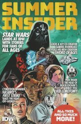 IDW Publishing's IDW Summer Insider Issue # 1