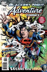DC Comics's Adventure Comics Issue # 4