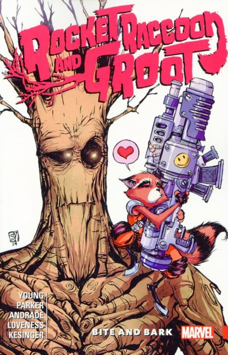 Rocket Raccoon & Groot TPB # 1 (Marvel Comics)