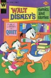 Gold Key's Walt Disney's Comics and Stories Issue # 430whitman