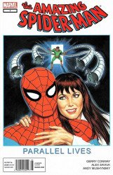 Marvel Comics's Amazing Spider-Man: Parallel Lives Issue # 1b