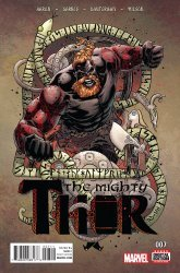 Marvel's The Mighty Thor Issue # 7