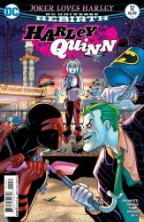 DC Comics's Harley Quinn Issue # 12