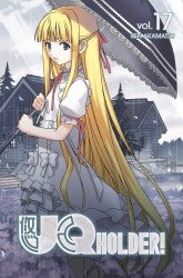 Kodansha Comics's UQ Holder Soft Cover # 17