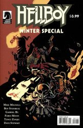 Dark Horse Comics's Hellboy: Winter Special 2018 Issue # 1b