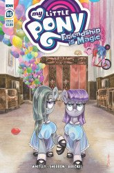 IDW Publishing's My Little Pony: Friendship is Magic Issue # 86b