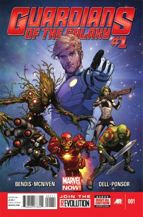 Image result for guardians of the galaxy issue number 1 marvel now