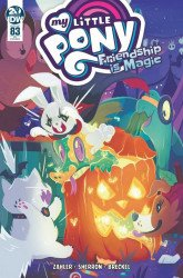IDW Publishing's My Little Pony: Friendship is Magic Issue # 83ri