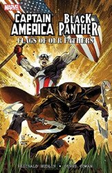 Marvel Knights's Captain America / Black Panther: Flags of Our Fathers TPB # 1-2nd print
