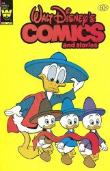Whitman's Walt Disney's Comics and Stories Issue # 499
