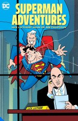 DC Comics's Superman Adventures: Lex Luthor Man Of Metropolis TPB # 1