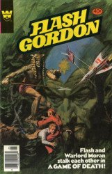 Gold Key's Flash Gordon Issue # 23whitman