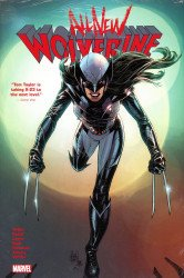 Marvel Comics's All-New Wolverine: By Tom Taylor - Omnibus Hard Cover # 1b