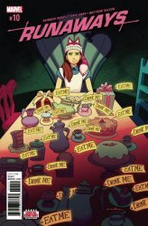 Marvel Comics's Runaways Issue # 10