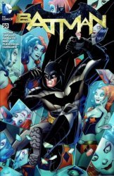DC Comics's Batman Issue # 50df-b