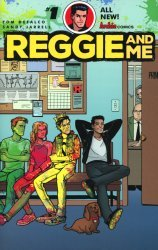 Archie Comics Group's Reggie And Me Issue # 1